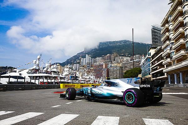 F1 速報ニュース 【F1】モナコ決勝は1ストップ。ピレリ「ウルトラソフトで走りきれる」