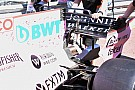 Formule 1 Force India introduit un triple T-wing à Monaco