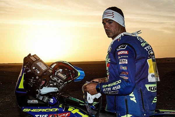 Cross-Country Rally Entrevista Joan Pedrero, el líder de Sherco en los raids