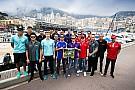 Formula E drivers set up charity kart race for Monger