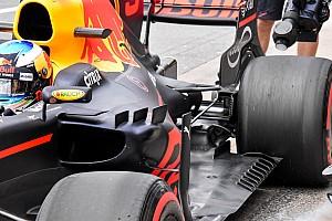 Ricciardo Red Bullján kísérletezik a Red Bull