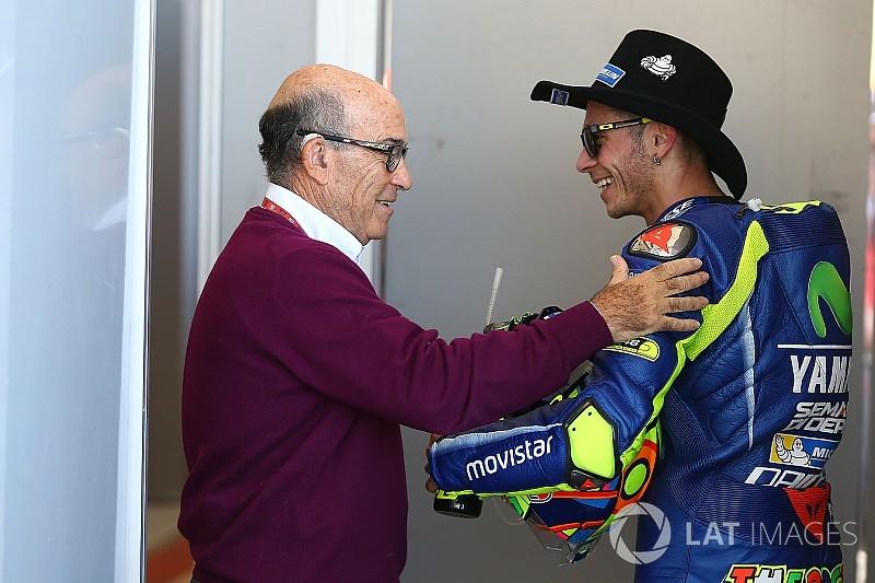 Босс MotoGP гарантировал команде Росси место в чемпионате