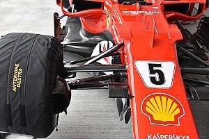 Formula 1 Analisi Ferrari: anche Vettel è tornato alla sospensione anteriore vecchia