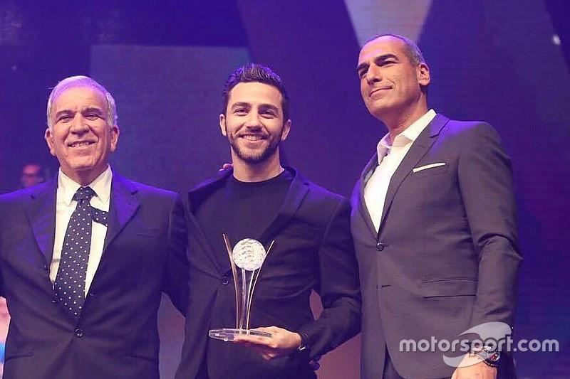 NASCAR Next driver Alon Day receives prestigious honor in home country