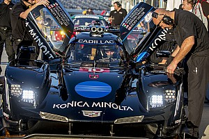 IMSA Interview Jeff Gordon discusses interest in Le Mans ahead of Rolex 24 return