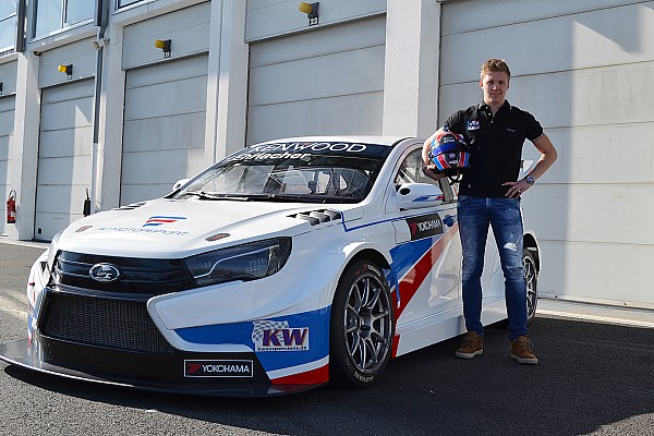 WTCC Muller's nephew enters WTCC with privateer Lada