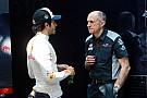 Sainz, confianza plena en Toro Rosso... y en la promesa de Renault