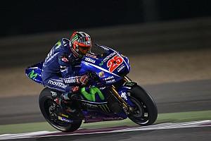 MotoGP Antrenman raporu MotoGP Katar: İlk seansın lideri Vinales!