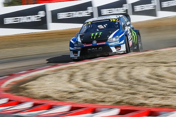 Ралі-Крос Репортаж з етапу WRX у Франції: Крістофферссон переміг Peugeot у багнюці