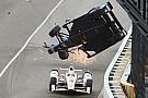 IndyCar Castroneves: Dixon valószínűleg eltalált repülés közben!
