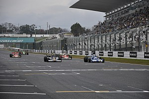 その他 速報ニュース 【鈴鹿サウンド・オブ・エンジン】グループCやF1等の名車が鈴鹿に集結。モータースポーツの祭典開幕