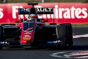 GP3 Отчет о гонке Эйткен выиграл первую гонку GP3 на «Хунгароринге»