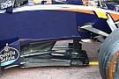 Toro Rosso: Kvyat è sotto inchiesta per la flessione del T-tray