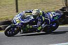Rossi feels
