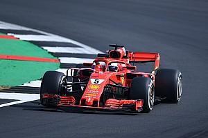 Formule 1 Résumé d'essais libres EL2 - Vettel riposte, Verstappen au tapis