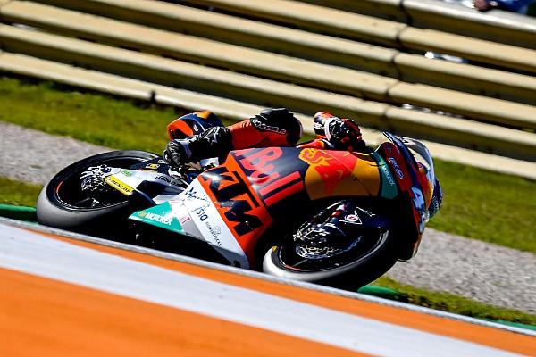 Moto2 Test Oliveira risponde a Bagnaia nel secondo giorno dei test di Jerez