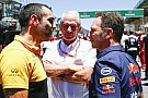Sainz : Abiteboul et Marko sont