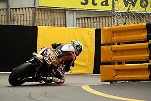 Macau Gp, prove libere SBK: Rutter al top in una sessione segnata da due bandiere rosse