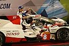 Toyota conferma la sua presenza nella superstagione 2018-19