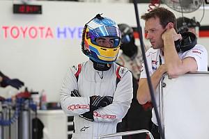 WEC Важливі новини Алонсо проїхав перші кілометри на Toyota LMP1 2018 року