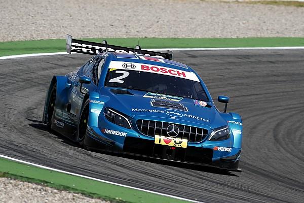 DTM Paffett: Huidige vorm van Mercedes maakt vertrek uit DTM frustrerend