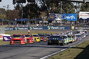 Supercars Breaking news Supercars drivers suggest NASCAR-style grid system