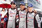 WEC Fuji WEC: Kısaltılan yarışı Toyota kazandı