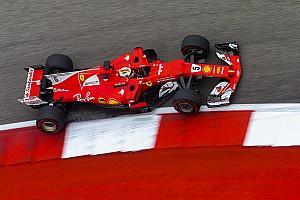 Sebastian Vettel se disculpó por su error en la FP2