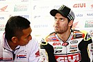 MotoGP Crutchlow nearly didn't race after heavy warm-up crash