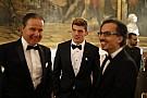Los triunfadores del año automovilístico, de gala en Versalles