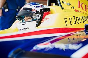 GP3 Noticias Alesi seguirá en Trident para la GP3 de 2018