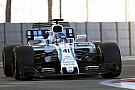 Формула 1 Williams оголосить склад пілотів у п'ятницю