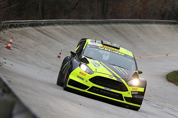 Other rally Rossi vence e se torna recordista do Monza Rally Show