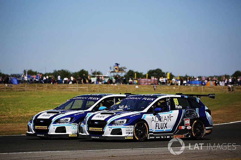 BMR Subaru slims down to two-car line-up