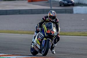 Moto2 Testverslag Bagnaia topt eerste dag Moto2-test Jerez, Bendsneyder productief