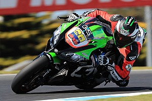 Superbike-WM News Pirelli-Opfer Yonny Hernandez auf dem Weg der Besserung