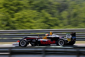 F3 Europe Race report Hungaroring F3: Ticktum gets maiden win after investigation