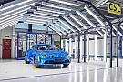 Auto L'Alpine A110 entre officiellement en production
