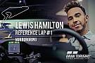 Virtual VIDEO: Belajar taklukkan Nurburgring bersama Lewis Hamilton