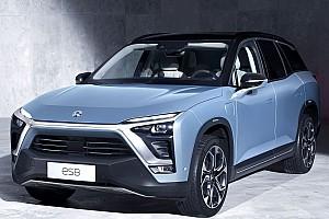 Nio ES8: China-E-SUV mit Wechselakku