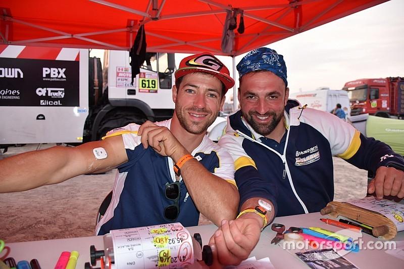 "Dakar: i rookie Gerini e Vignola proseguono tra multe e ""jolly"""