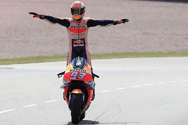 MotoGP Résultats Championnat - Márquez 46 points devant Rossi!