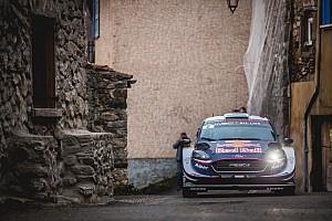 WRC Top List GALERÍA: el viernes en el Rally de Montecarlo