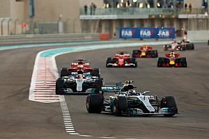 F1 Noticias de última hora Mercedes cree que tres motores por año es el paso lógico de la F1