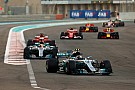 Mercedes: Üç motor kuralı