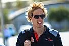 Formula 1 La Toro Rosso inizierà i test di Barcellona con Brendon Hartley