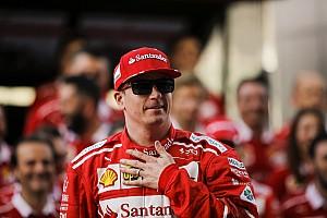 Fórmula 1 Noticias Raikkonen dice que aún mantiene el hambre para correr en la F1