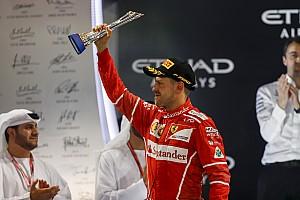 F1 Entrevista Vettel: