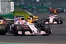 Fórmula 1 Ocon responde Perez e diz que não terá pressão extra em 2018