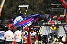 Хартли оказался под угрозой штрафа на старте Гран При Мексики